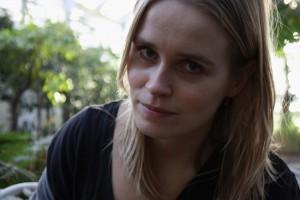 Porträtt på Marja Beckman