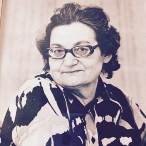 Min mormor Annikki, född 1918 i Finland, död på 1980-talet i Sverige.