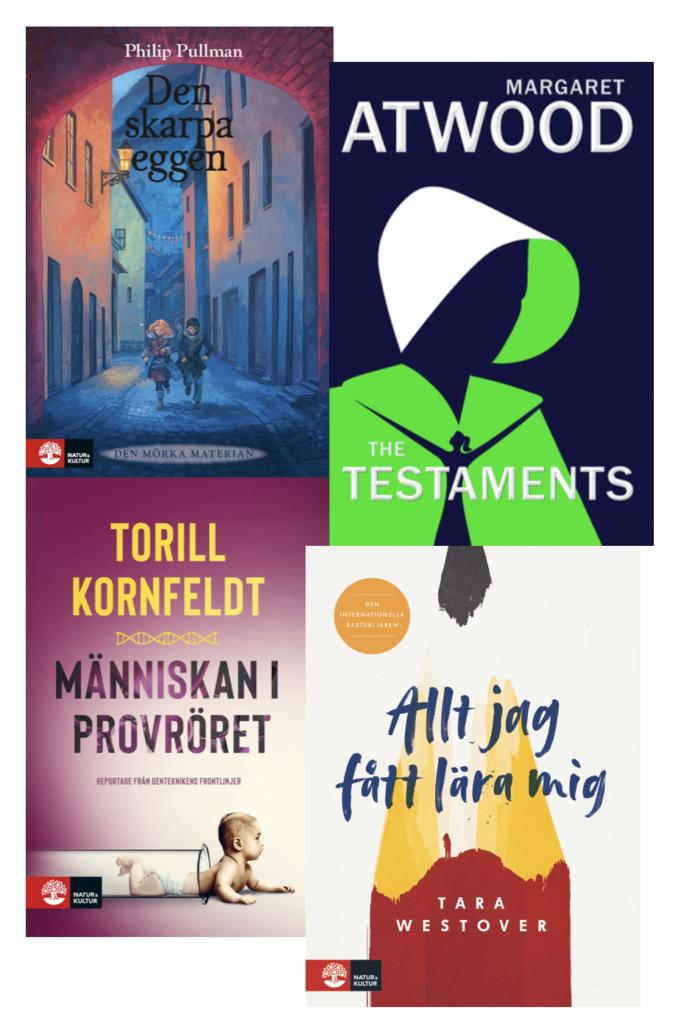 Marjas favoritböcker 2020
